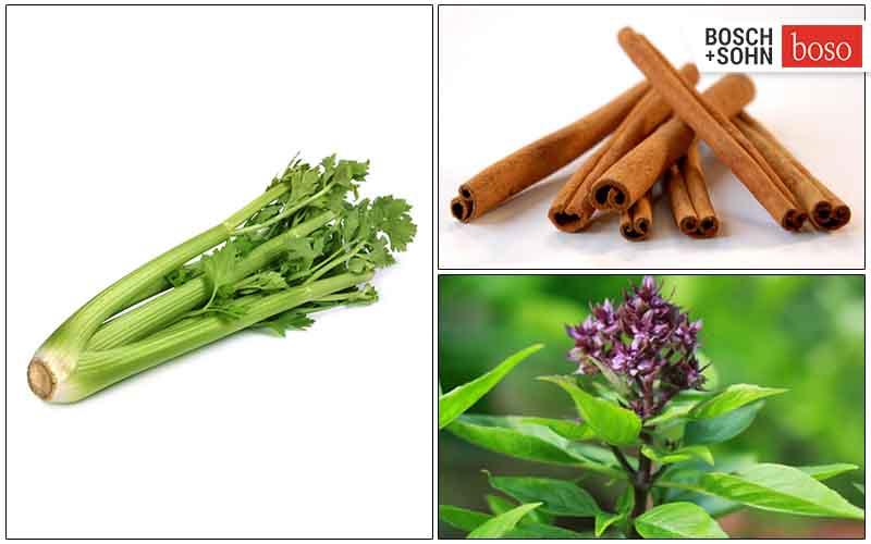 Các loại thảo dược tốt cho người huyết áp cao